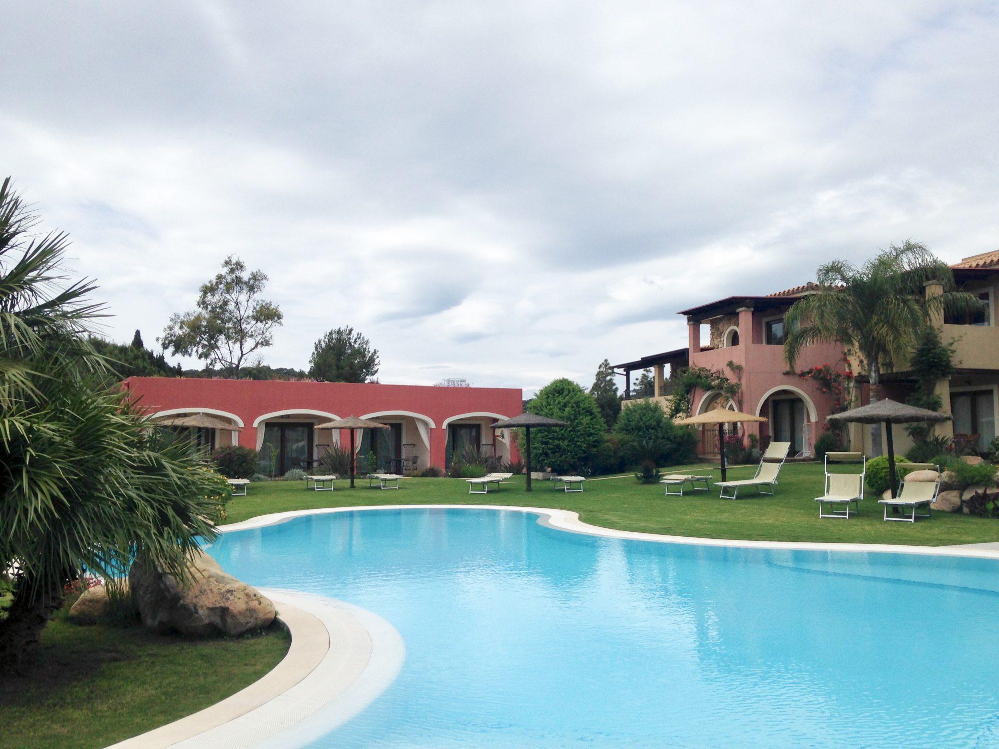 Hotel Mariposas in Villasimius
