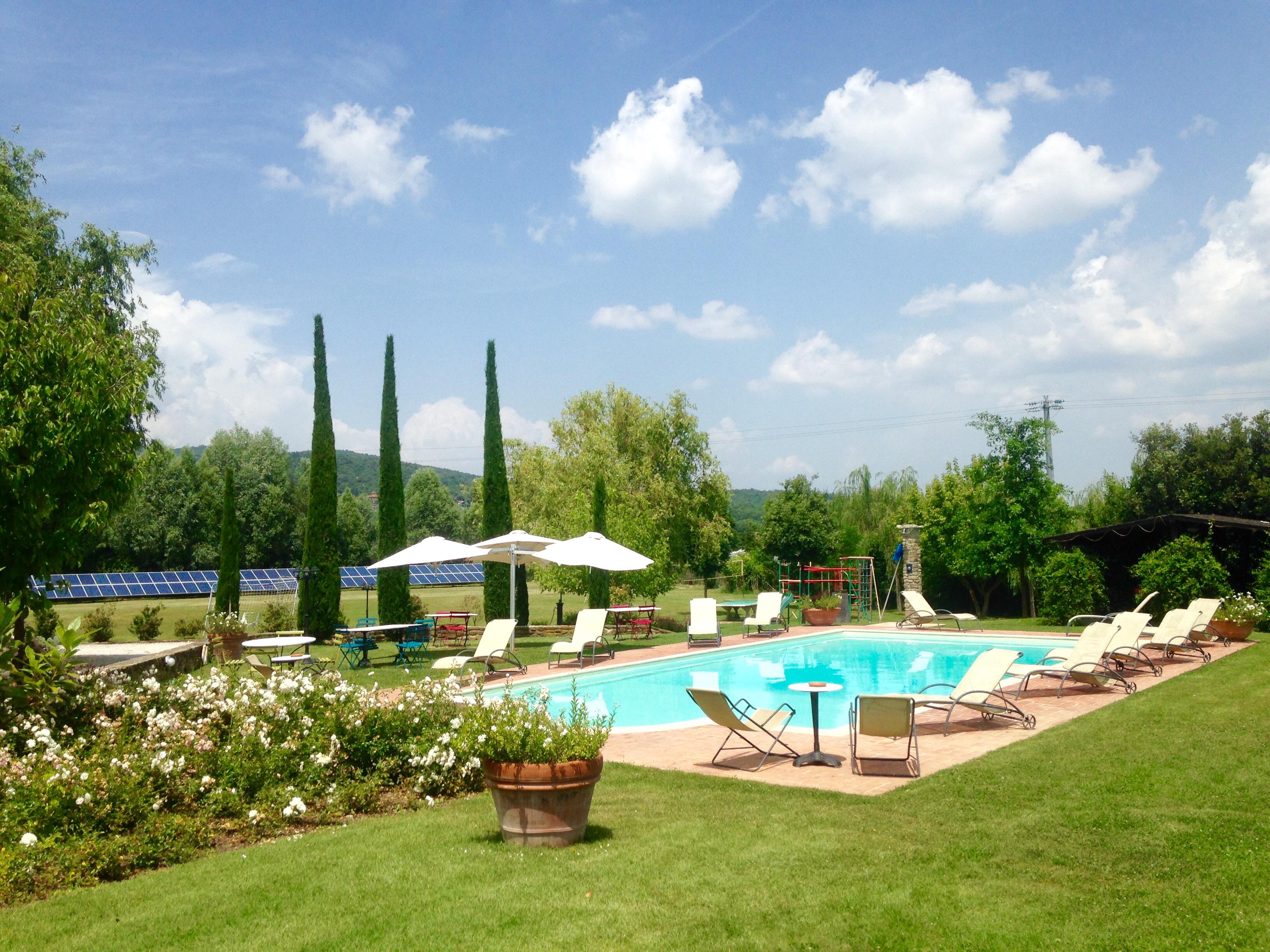 Casa La Quiete in der Toskana
