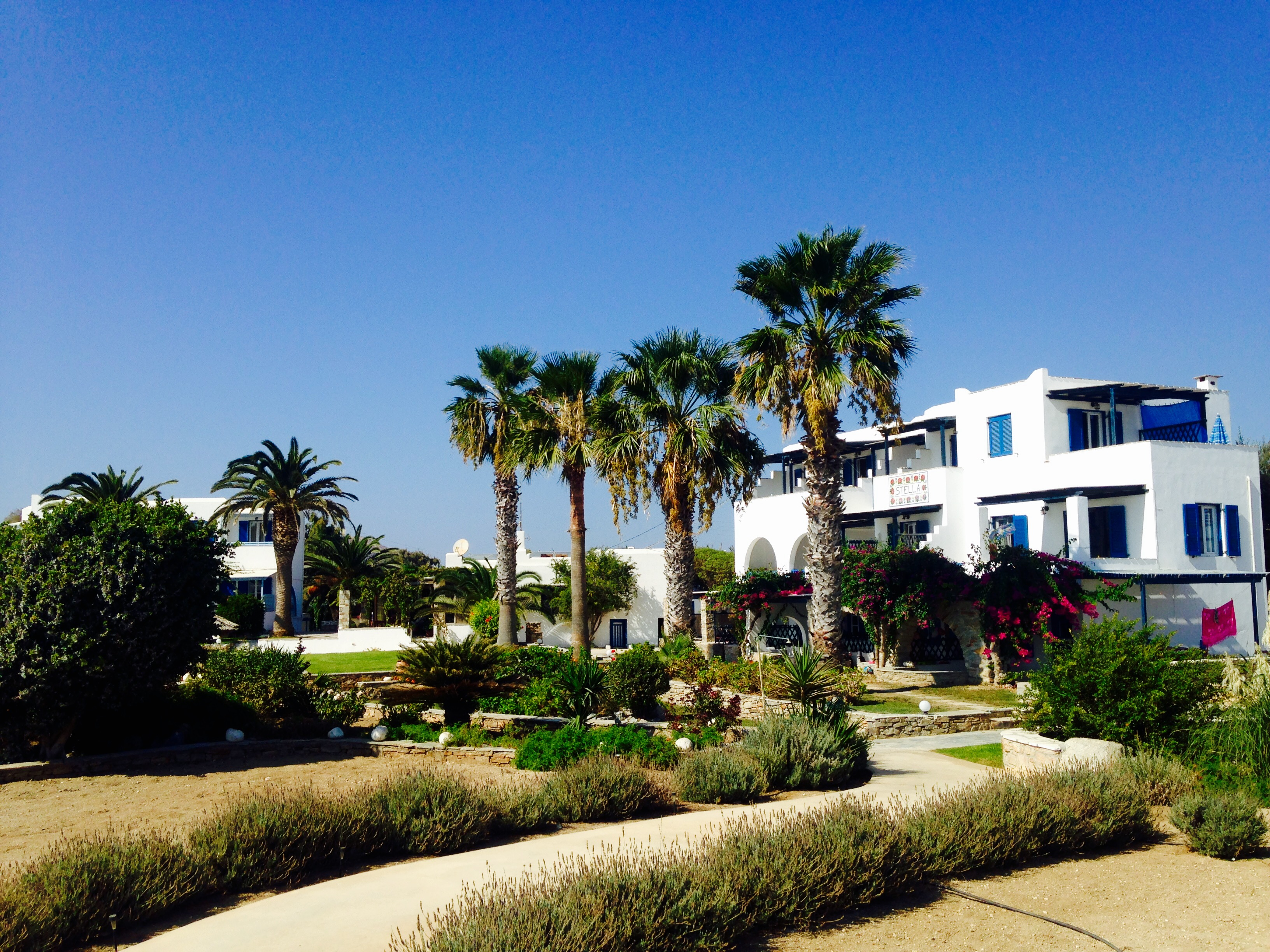 Stella Apartments Naxos