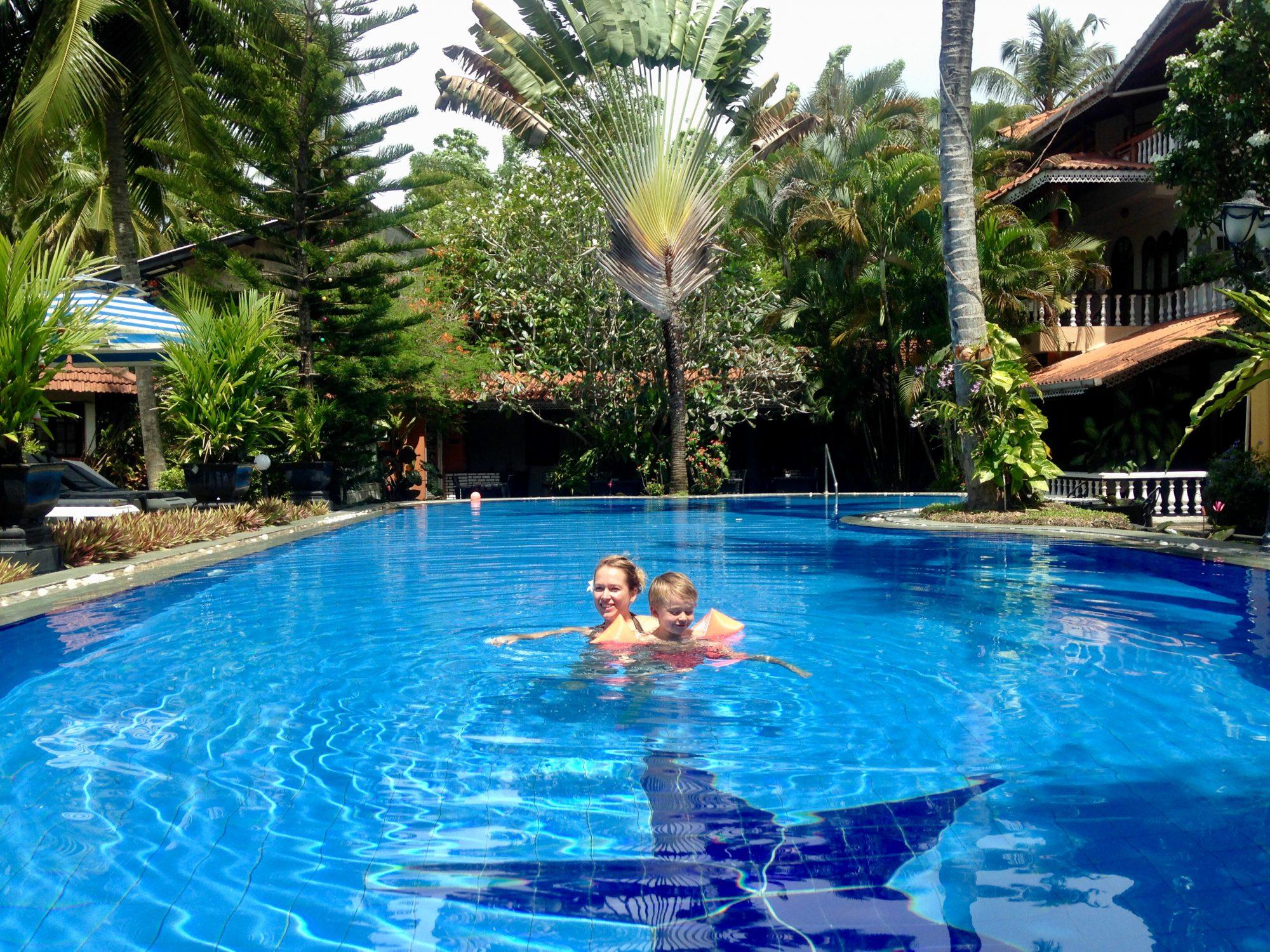 Flower Garden Hotel Unawatuna Sri Lanka