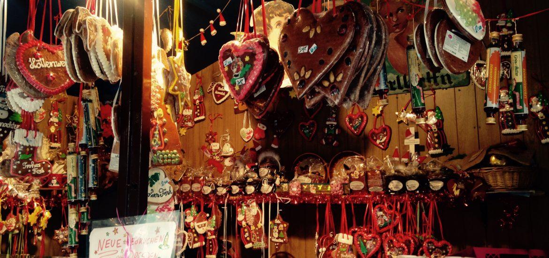 Weihnachtsmarkt Rotkreuzplatz