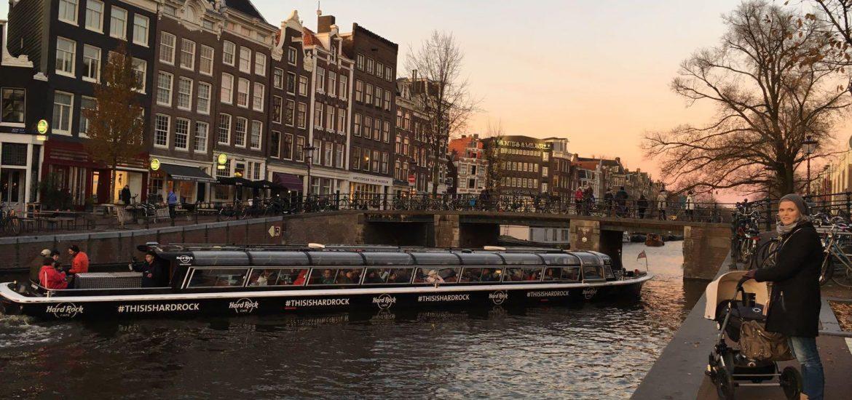 Rheinmummy in Amsterdam