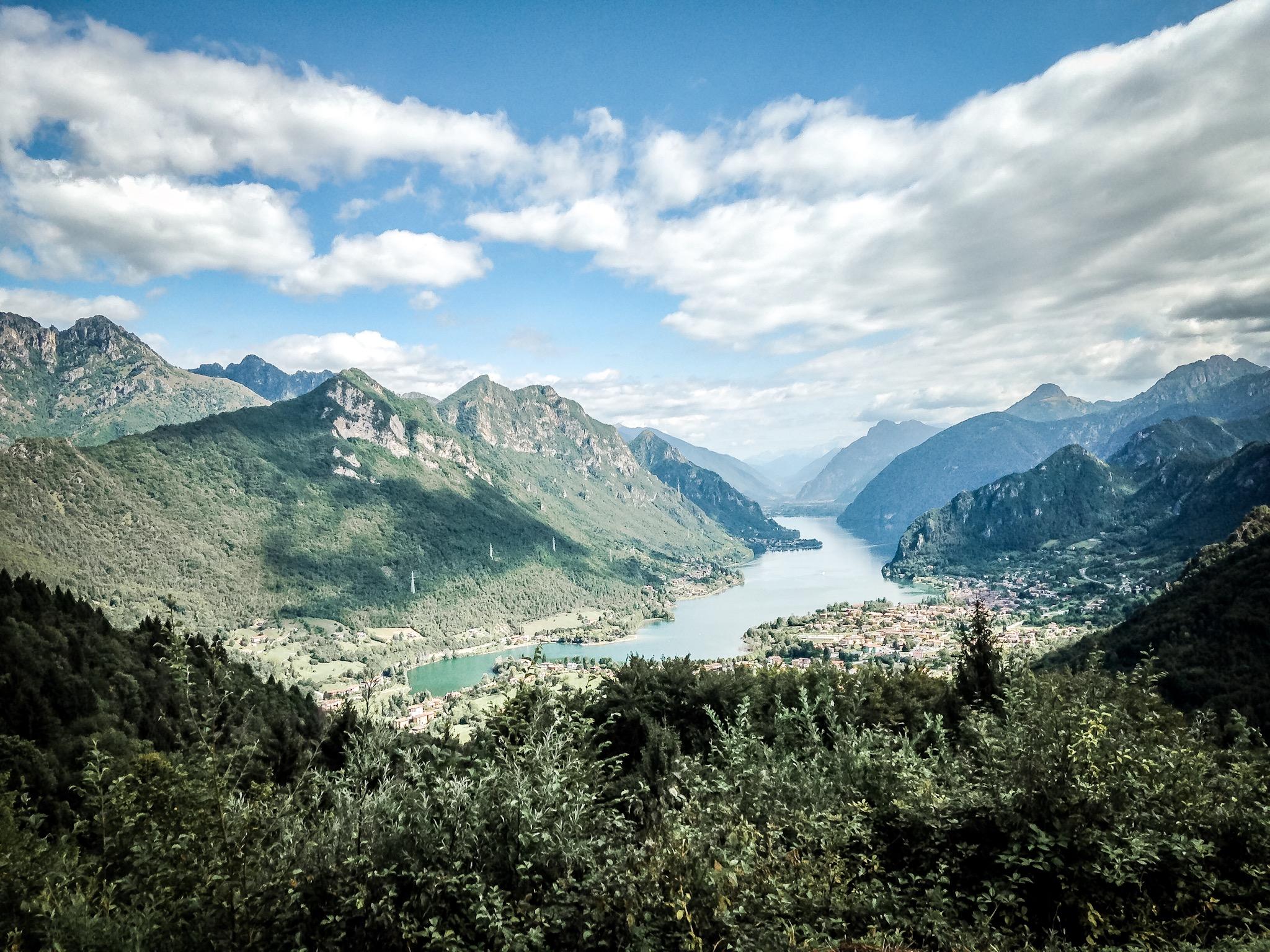 Lago d'Idro Gardasee