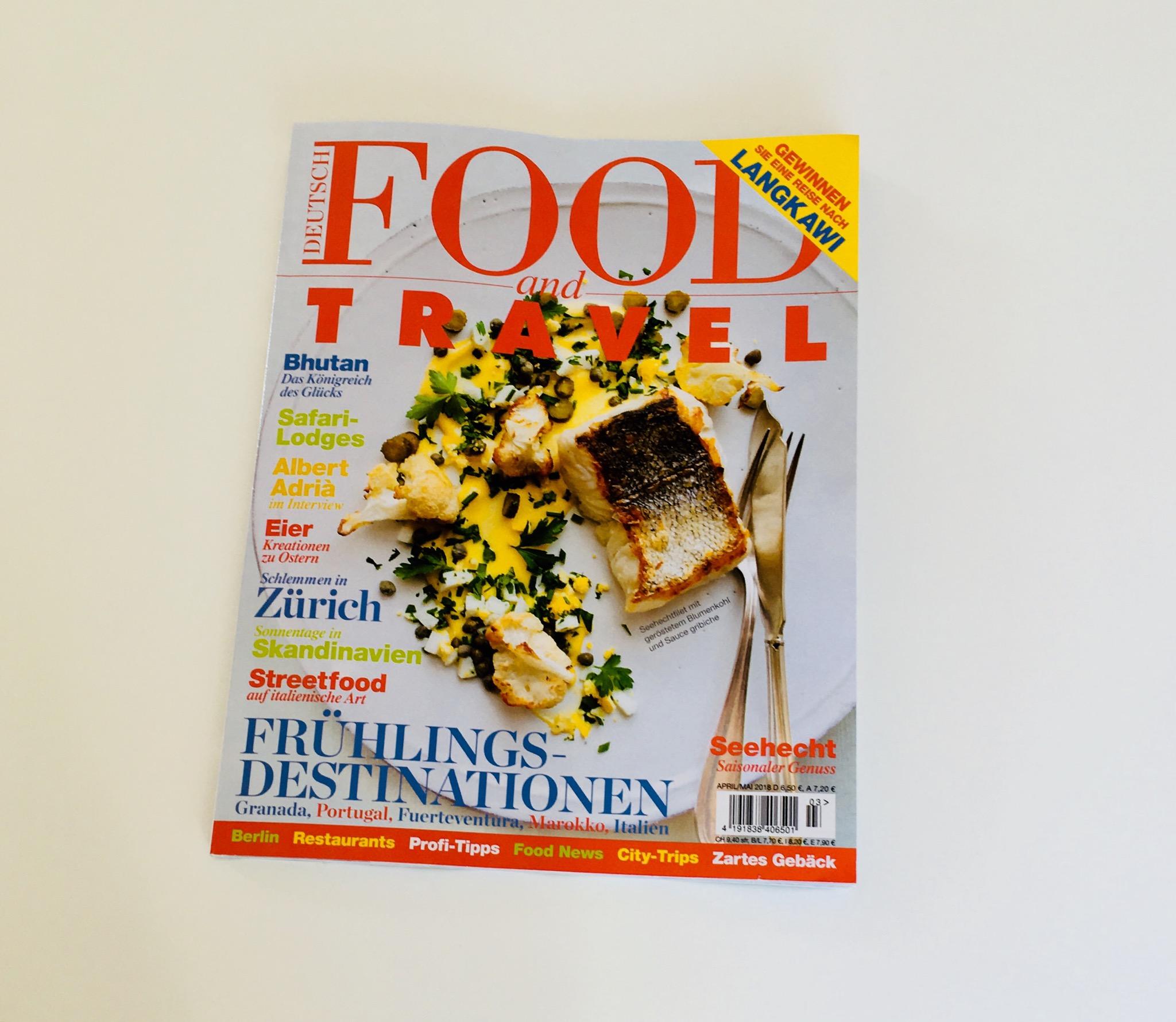 Magazin Food&Travel